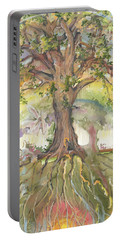 Eye See My Healing Tree Portable Battery Charger