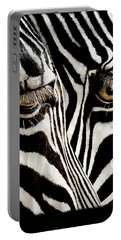 Eyes And Stripes Forever Portable Battery Charger