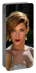 Eyes Like Crystal Portable Battery Charger