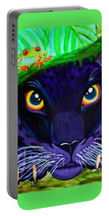 Eyes Of The Rainforest Portable Battery Charger