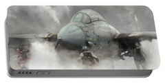 F-14 Smokin' Hot Portable Battery Charger