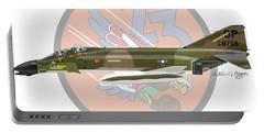 F-4d Phantom Portable Battery Charger