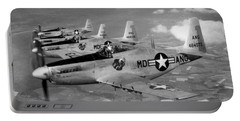 F-51h Mustang Formation - 1952 Portable Battery Charger