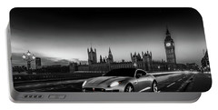 F-type In London Portable Battery Charger