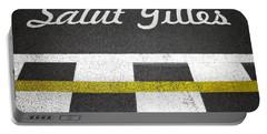 F1 Circuit Gilles Villeneuve - Montreal Portable Battery Charger