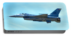 F16 Portable Battery Charger by Greg Fortier