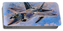 F22 Raptor Portable Battery Charger