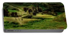 Fabbriche Di Vagli Paese Fantasma Ghost Town 1 Portable Battery Charger