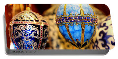 Faberge Holiday Eggs Portable Battery Charger