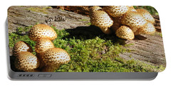 Fabulus Fungi Portable Battery Charger