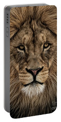 Facing Courage Portable Battery Charger