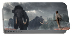 Facing The Mammoths Portable Battery Charger