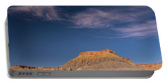 Factory Butte Utah Portable Battery Charger