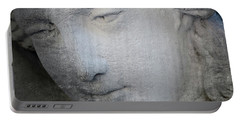 Faded Statue Portable Battery Charger