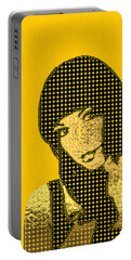 Fading Memories - The Golden Days No.3 Portable Battery Charger by Serge Averbukh
