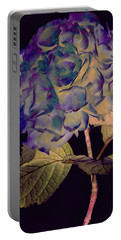Fairy Hydrangea Portable Battery Charger