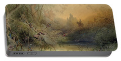 Fairy Land Portable Battery Charger by Gustave Dore