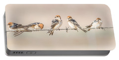 Fairy Martins Portable Battery Charger