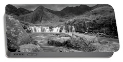 Fairy Pools Waterfall Portable Battery Charger