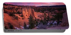 Portable Battery Charger featuring the photograph Fairyland Loop Trail by Edgars Erglis