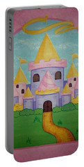 Fairytale Castle Portable Battery Charger