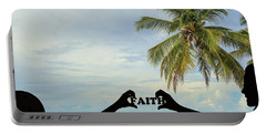 Portable Battery Charger featuring the photograph Faith - Digital Art1 by Ericamaxine Price