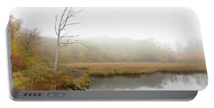 Fall And Fog Portable Battery Charger