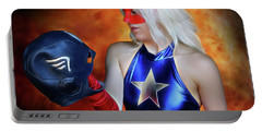 Fall And Rise Of A Hero Portable Battery Charger