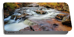 Fall At Gunstock Brook II Portable Battery Charger
