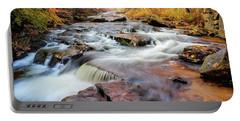 Fall At Gunstock Brook II Portable Battery Charger