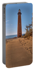 Fall At Little Point Sable Light Portable Battery Charger