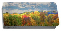 Fall At Shaw Portable Battery Charger