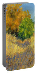 Fall Begins Portable Battery Charger