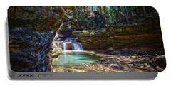 Fall Below Old Mans Cave Portable Battery Charger