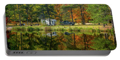 Fall Camping Portable Battery Charger