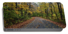 Fall Color Series 2016 Portable Battery Charger by Joanne Coyle