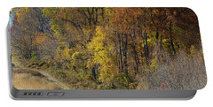 Fall Colors As Oil Portable Battery Charger