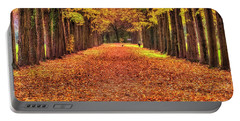 Fall Colors Avenue Portable Battery Charger