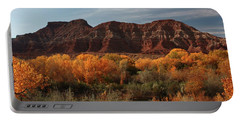Fall Colors Near Zion Portable Battery Charger