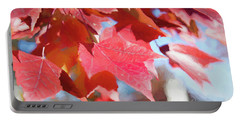 Fall Colors Oil Portable Battery Charger