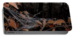 Fall Decorations Portable Battery Charger