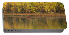 Fall Fishing Portable Battery Charger