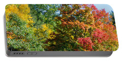 Fall Foliage 1 Portable Battery Charger