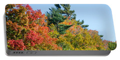 Fall Foliage 3 Portable Battery Charger