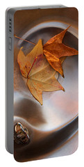 Fall Fountain Portable Battery Charger