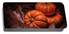 Fall Fruits Portable Battery Charger