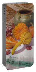 Fall Harvest #5 Portable Battery Charger