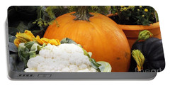 Fall Harvest Portable Battery Charger