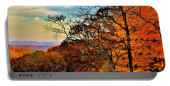 Fall Horizon Portable Battery Charger