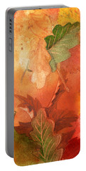 Fall Impressions V Portable Battery Charger